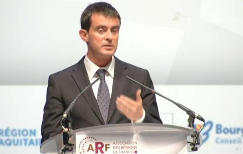 Manuel Valls représente l'avenir du PS pour les sympathisants