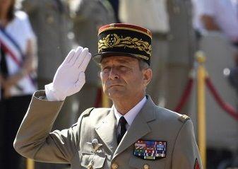 Le général Pierre de Villiers démissionne