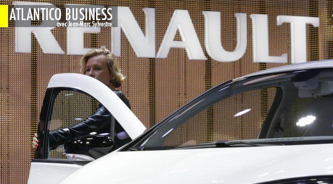 L'État augmente sa participation dans Renault.
