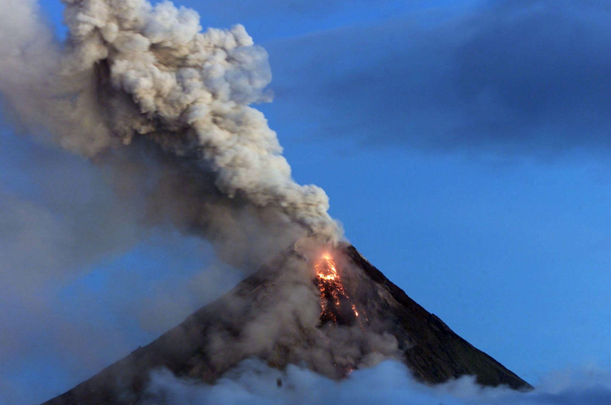 Ce que l'époque des super-volcans peut nous apprendre sur le réchauffement climatique