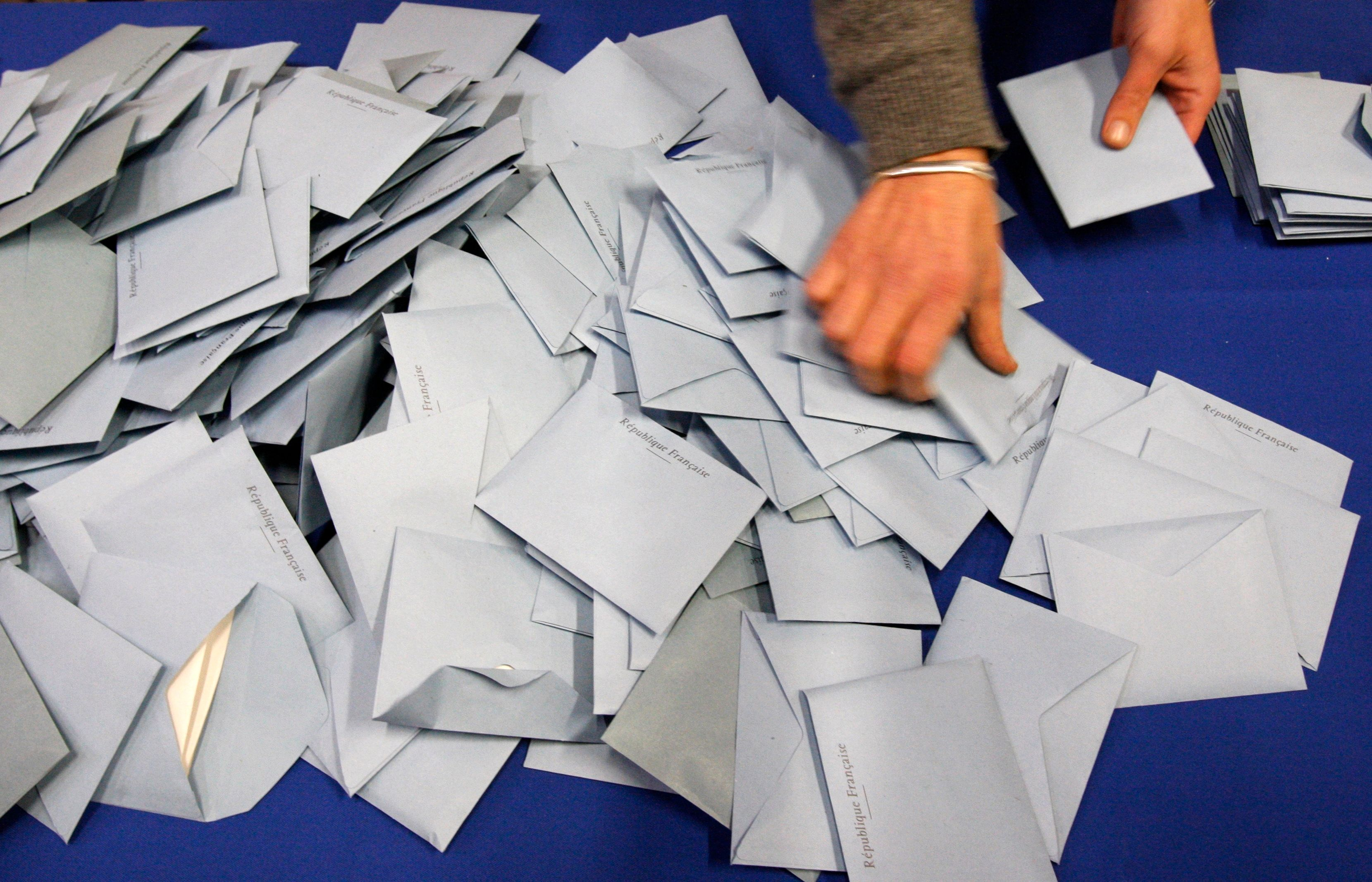 François Hollande a commencé la course aux voix électorales.