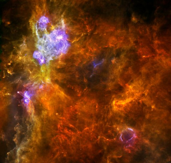 Le télescope Herschel n'est plus en activité