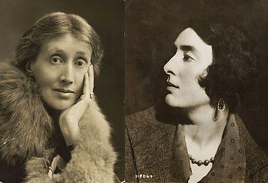 Virginia Woolf et Vita Sakville-West, les Amazones d'Albion