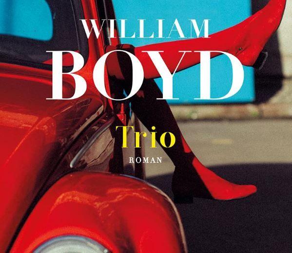 """Le roman de William Boyd, """"Trio"""", a été publié aux éditions du Seuil."""