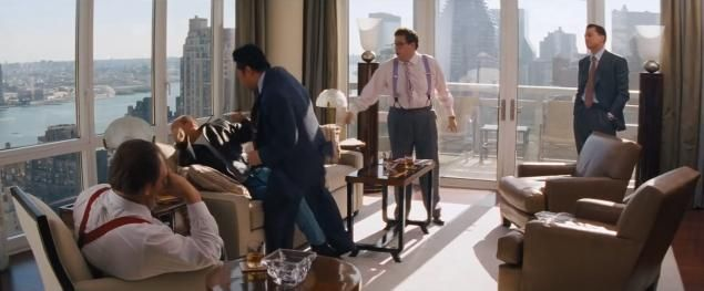 """""""Le Loup de Wall Street"""" bat le record d'utilisation du mot """"fuck"""" dans un film"""