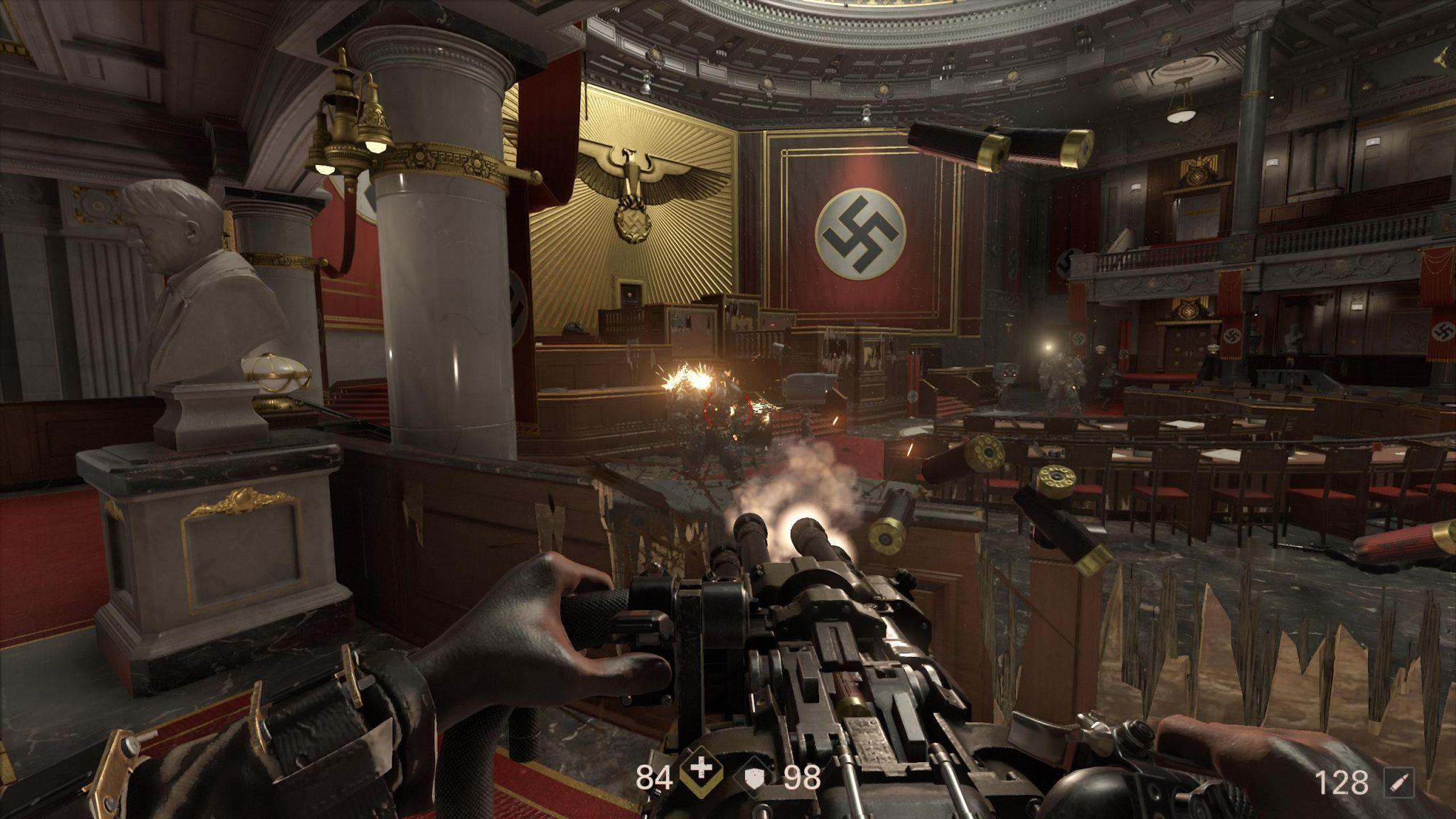 L'Allemagne autorise les symboles nazis dans les jeux vidéo