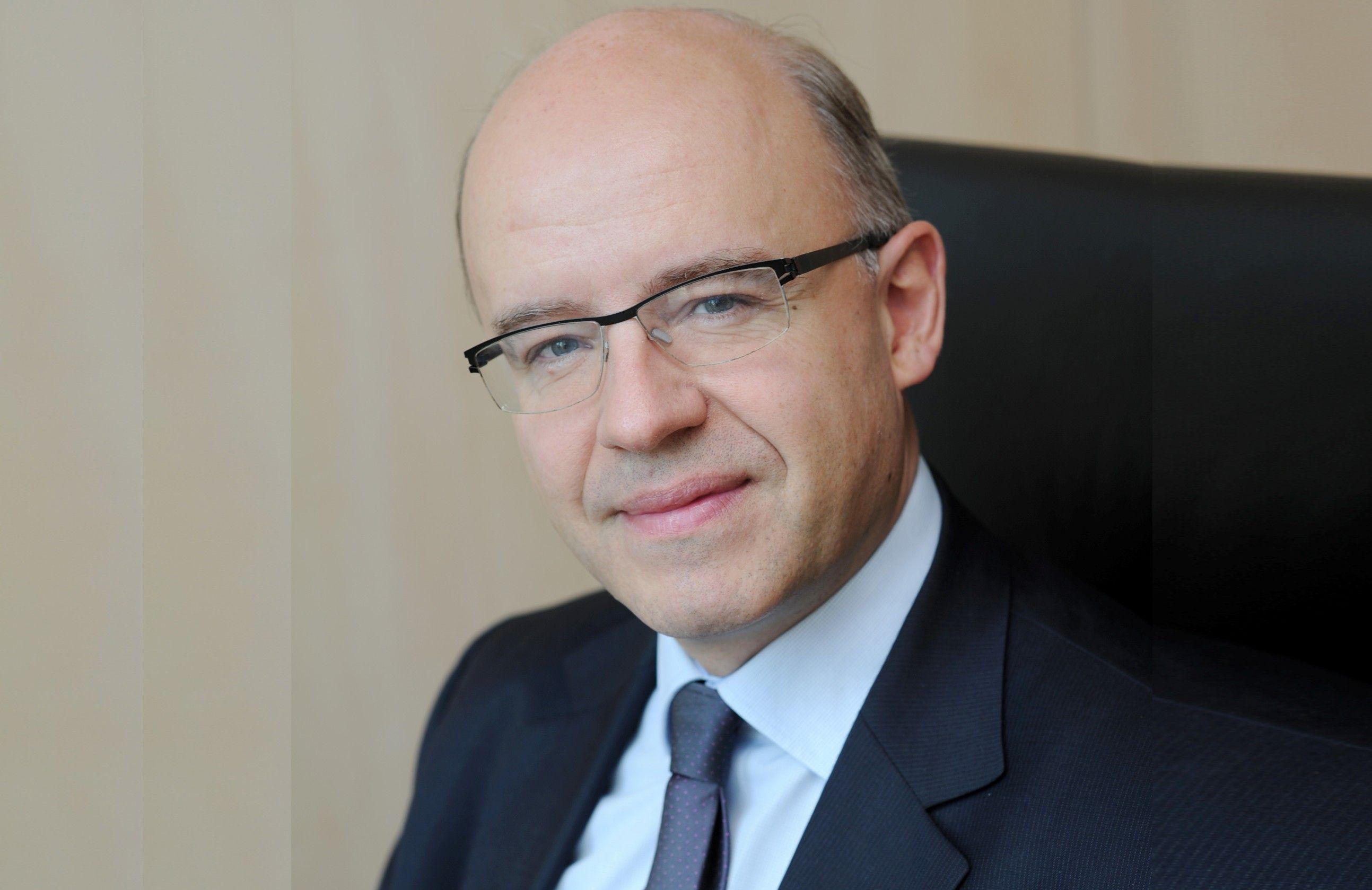 Xavier Quérat-Hement, fondateur de la Fête des Services