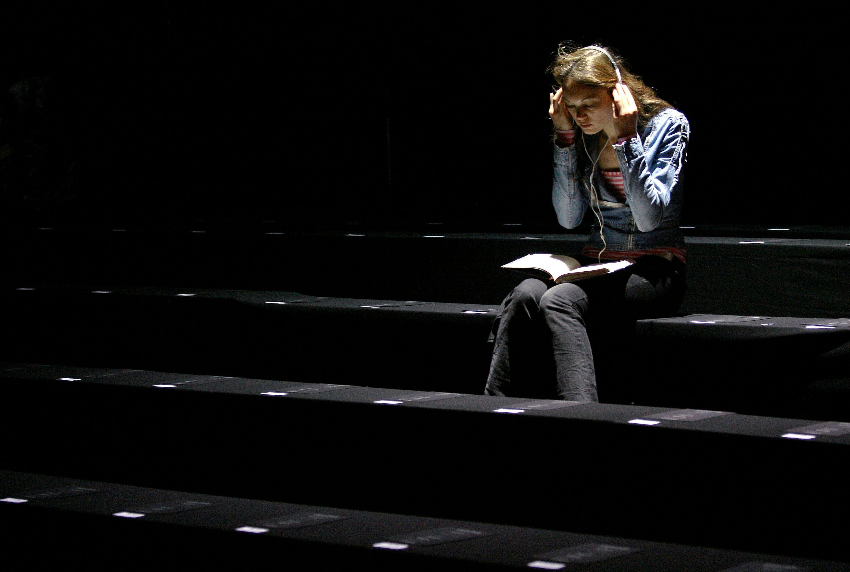 """Les jeunes Français définissent leur génération comme """"sacrifiée"""" ou """"perdue""""."""