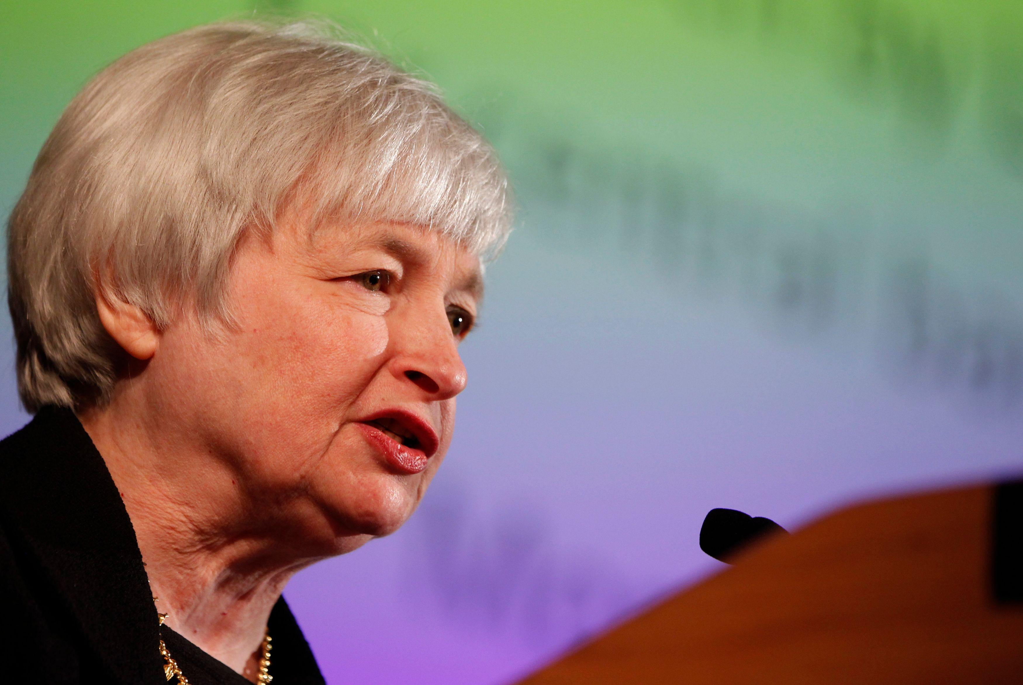 Etats-Unis : la nouvelle présidente de la Fed poursuit les efforts de lutte contre le chômage