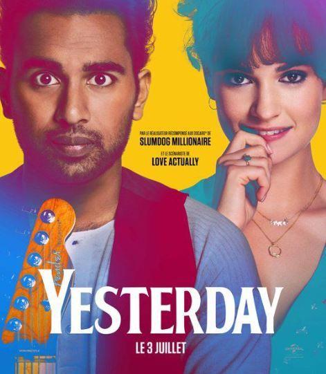 """""""Yesterday"""" de Danny Boyle : du culot, de l'humour et une interprétation au Top"""