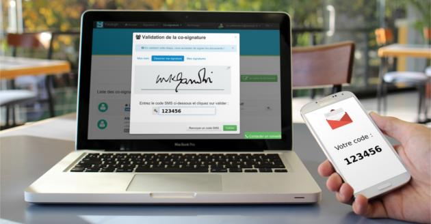 Yousign, la signature électronique en un clic