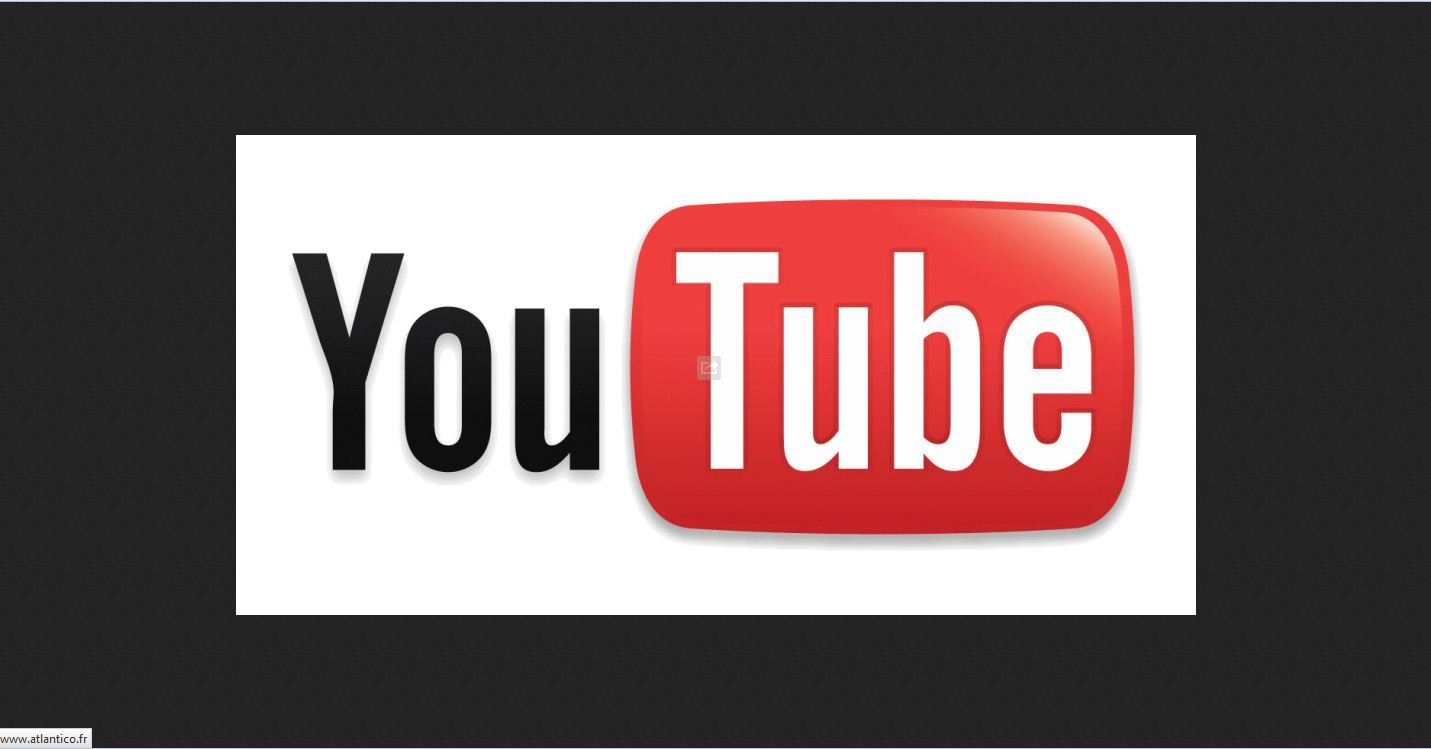 Le logo Youtube