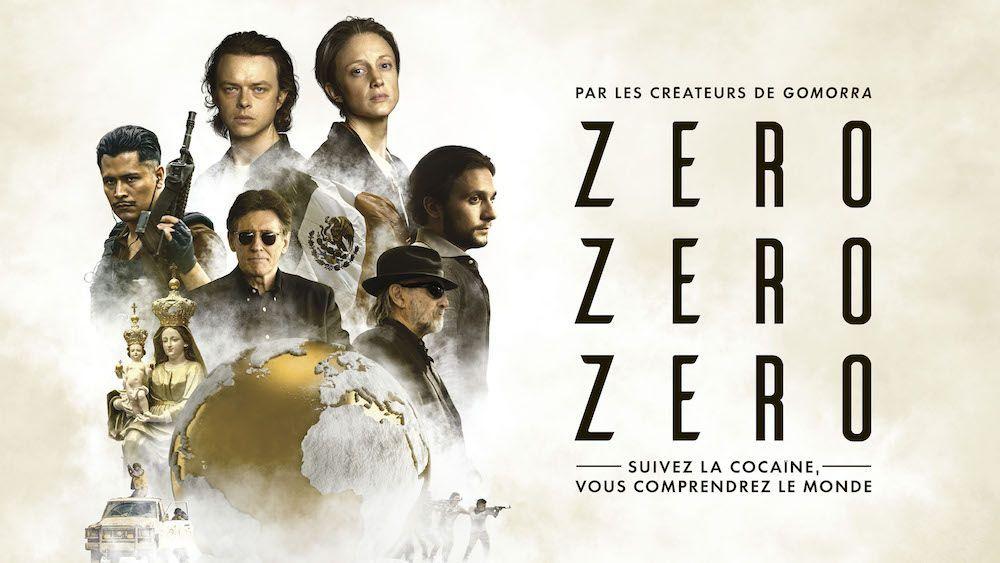 """ZeroZeroZero"" de Stefano Sollima, Leonardo Fasoli et Mauricio Katz (d'après le roman de Roberto Saviano) : le chaînon manquant entre Narcos et Gomorra"