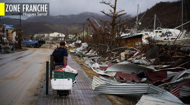 Irma, José : bientôt un bon gros cyclone de niveau 5 près de chez vous?
