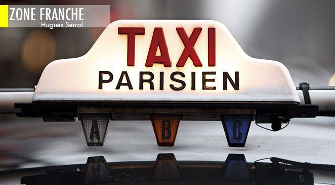 Les taxis parisiens, par peur de la concurrence, commencent à offrir un service efficace.