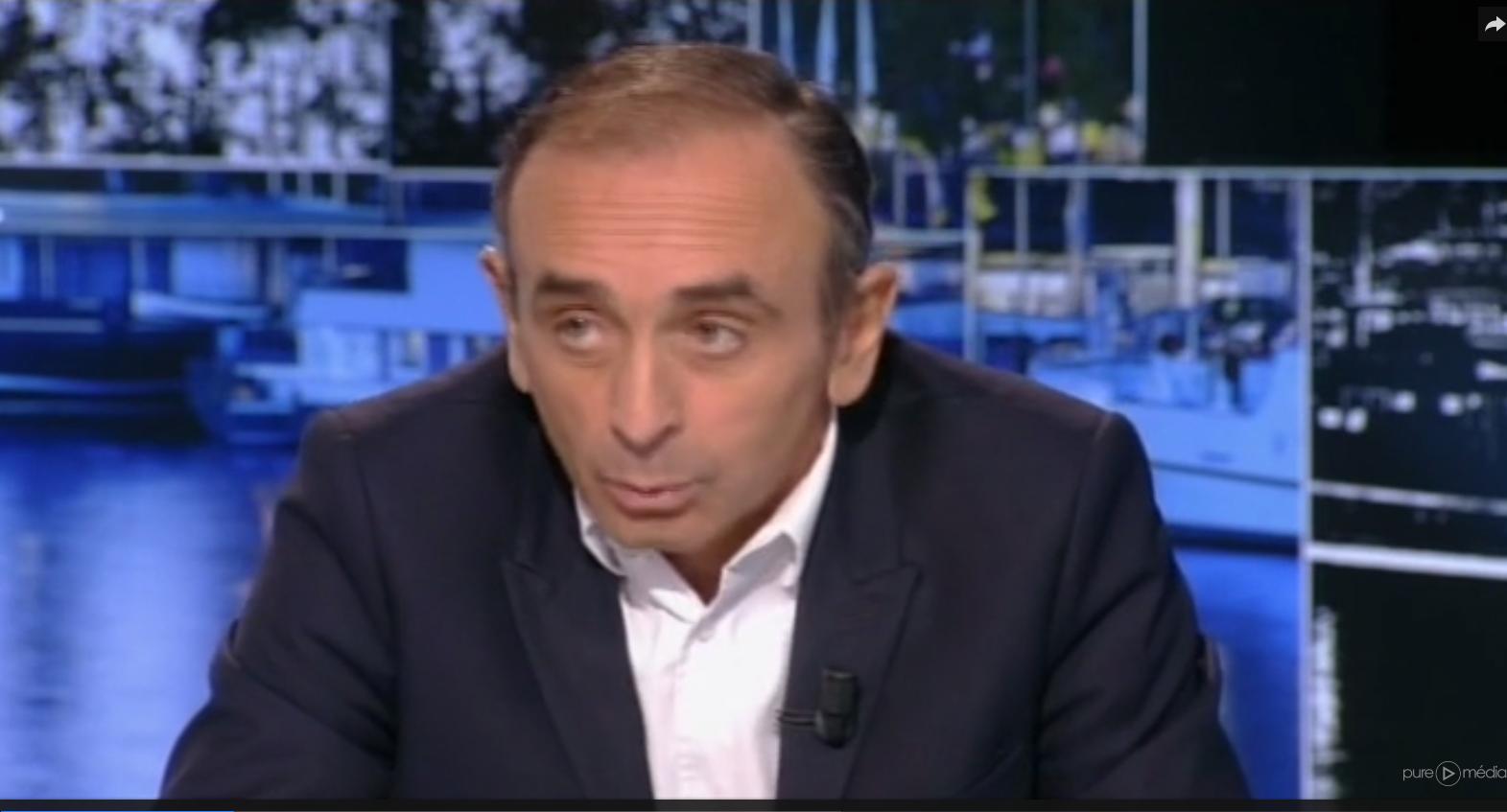 Éric Zemmour : enquête pour apologie du terrorisme classée sans suite